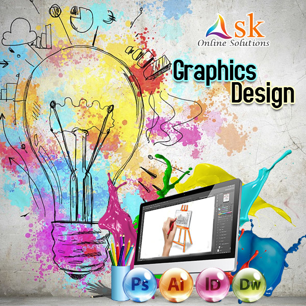 Ask Online Solutions Graphic Design