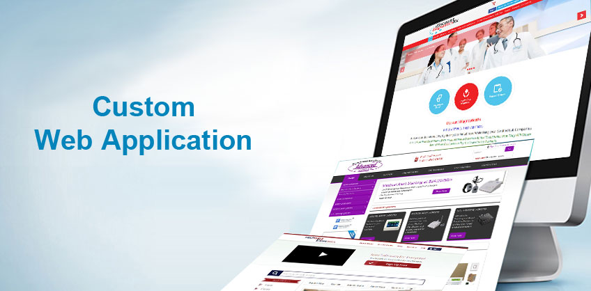 Custom Web Application Ask Online Solutions