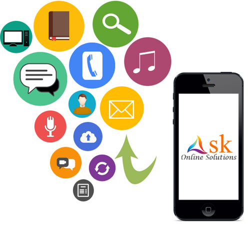 Ask Online Solutions Mobile App Development