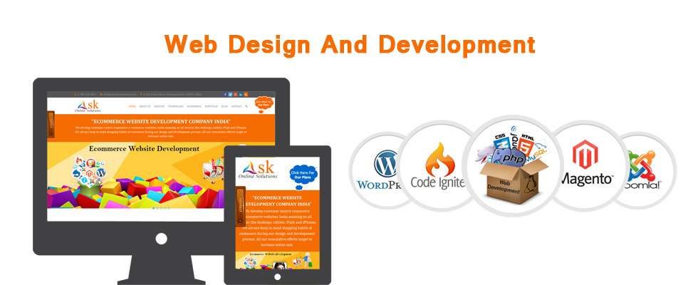 Ask Online Solutions Web Design and Development