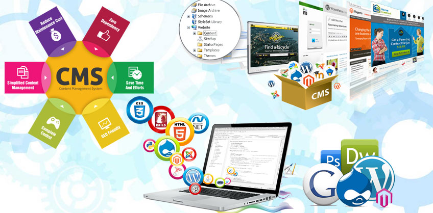 Ask Online Solutions CMS Development