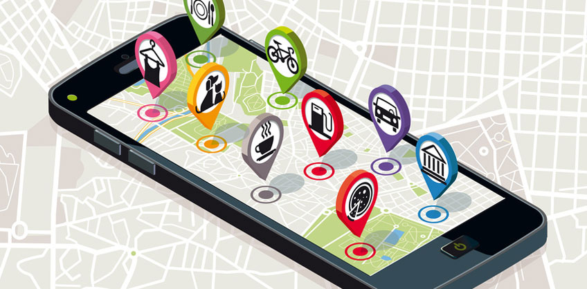 Geo Location App Ask online solutions
