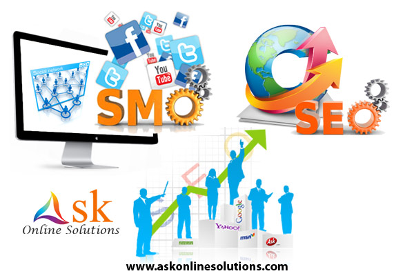 SEO and SMO Ask Online Solutions